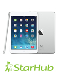 StarHub Unveils Price Plans for Apple iPad Mini with Retina Display