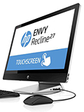 HP Envy Recline 27 TouchSmart All-in-One PC