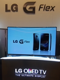 A HardwareZone PlayTest Event with LG's G Flex Smartphone