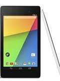 White Nexus 7 (2013) Available in Singapore from 21 December