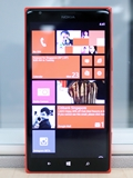 Nokia Lumia 1520 - A Windows Phone Phablet