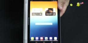 Unboxing the Lenovo Yoga Tablet 8
