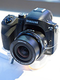 Hands-on: Samsung NX30 Interchangeable Lens Camera