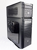 Cooler Master HAF Stacker 935 - Greater than the Sum of its Parts