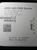Photo of AMD A10-7850K 'Kaveri' APU Leaked