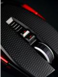 EVGA Struts Torq X10 Carbon Fiber Gaming Mouse at CES 2014