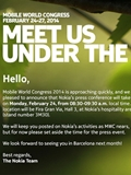 Nokia to Unveil Android-Powered Handset on February 24 at MWC 2014?