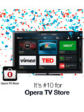 Opera TV Store Comes to Select Samsung Blu-ray Disc Players