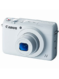Canon's PowerShot N100 Takes Selfies While Shooting Photographs