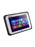 Panasonic Unveils World's Thinnest Fully Rugged 7-inch Windows 8 Tablet