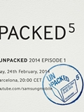 Samsung Schedules Unpacked Event at MWC 2014, Possible Launch of Galaxy S5
