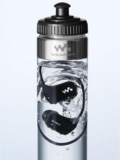 Sony Flaunts Its W Walkman's Waterproof Capability by Packaging It in Bottled Water