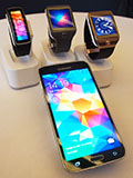 Samsung Unveils 'Back to Basics' Galaxy S5 and Wearables at Unpacked 5