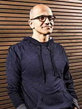 Microsoft Picks Satya Nadella as New CEO
