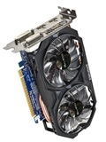 Gigabyte GeForce GTX 750 Ti Windforce OC