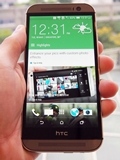 Hands-on: HTC One (M8) Smartphone