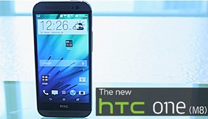First Looks: HTC One (M8) Smartphone