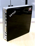 Zotac ZBOX IQ01 Mini-PC - Quad-core in a Shoebox