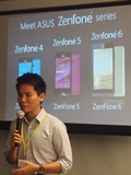 ASUS ZenFone 5 Exclusive Hands-On Session for HardwareZone Readers
