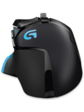 Logitech Flashes 12,000dpi G502 Proteus Core Tunable Gaming Mouse