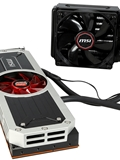 Top-End MSI R9 295X2 8GD5 Graphics Card Available Now!
