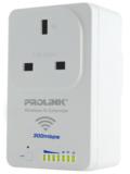 Prolink PWN3702P 300Mbps AC Pass-Through Wireless-N Extender