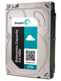 Seagate Ships Enterprise Capacity 3.5 6TB HDD for Scale-out, Cloud-based Data Centers