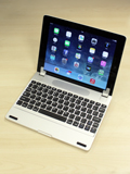 Brydge+ iPad Keyboard - Turn Your iPad Into a MacBook