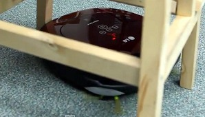 What Happens when Robotic Vacuum Cleaners Run Wild?