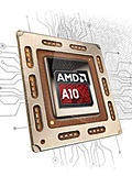 AMD Launches Kaveri APUs Aimed at Business-Minded Users