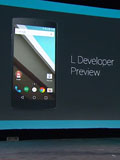 Google Unveils Android L With New 'Material Design' UI
