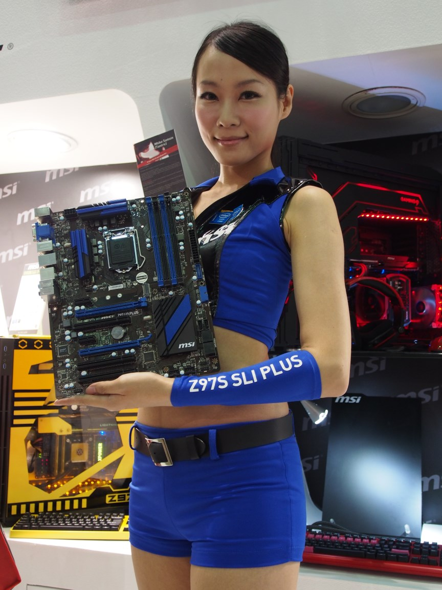MSI Launches Eco Motherboards, Teases DDR4 and USB 3.1