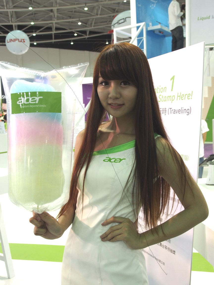 Acer Does Triple SIM, Octa-core and Smart Bands at Computex 2014