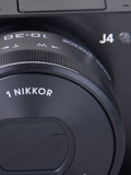 Nikon 1 J4 Mirrorless Camera - Small and Speedy