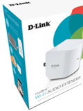 D-Link Launches New Wi-Fi Audio Extender