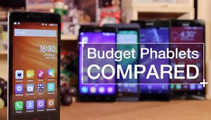 New Budget Phablets Compared