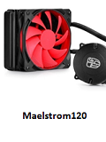 Deepcool Outs Three Maelstrom Series Liquid CPU Coolers for Desktop PCs