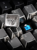 Tt eSports Introduces Metal Keyboard Caps