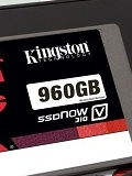 Kingston SSDNow V310 arrives with 960GB storage capacity