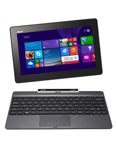 Asus Transformer Book T100 Refreshed with Latest Intel Atom Processors