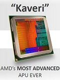 AMD officially releases three new Kaveri APUs