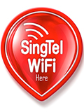 SingTel offers exclusive high-speed Wi-Fi connectivity to its subscribers