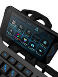 Roccat unveils smartphone-integrated gaming keyboard and modular MMO gaming mouse