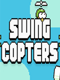 Flappy Bird creator Dong Nguyen is back with Swing Copters