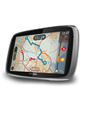 How does the TomTom GO 600 GPS unit match up against Waze?