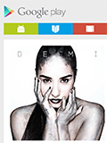 Google rewards users with free Demi Lovato album following Apple's U2 album giveaway