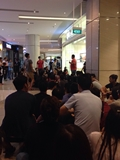 Apple iPhone 6 and 6 Plus launch in Singapore today