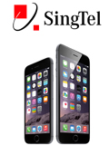 SingTel unveils price plans for Apple iPhone 6 and 6 Plus