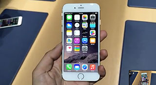 Hands-on with the iPhone 6 (4.7-inch)