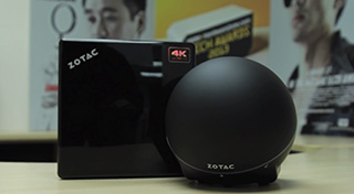First Looks: Zotac ZBOX Sphere OI520